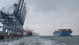 Bà Rịa - Vũng Tàu: Hàng hóa container qua cảng biển tăng 38%
