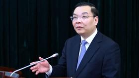 Đồng chí Chu Ngọc Anh tái đắc cử Chủ tịch UBND TP Hà Nội