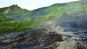 Không thực hiện dự án đầu tư tại khu vực dự trữ khoáng sản quốc gia