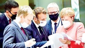 """Lãnh đạo các nước EU đồng thuận gánh nợ chung cho  """"Thế hệ tiếp theo của EU"""""""