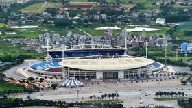 Hàng loạt sai phạm về sử dụng đất tai Khu Liên hợp thể thao quốc gia