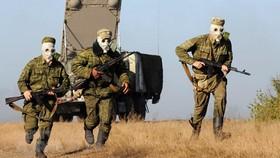 Nga mở rộng tập trận tại Afghanistan