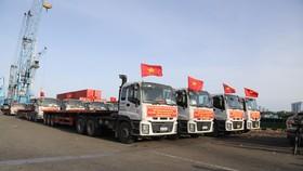 Thanh Hóa ủng hộ thêm 430 tấn nhu yếu phẩm cho các tỉnh, thành phía Nam