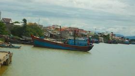 Quảng Ngãi: Gần 160 tỷ đồng đầu tư Khu tránh trú bão tàu cá kết hợp cảng cá Cổ Lũy