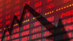 VN-Index giảm gần 31 điểm