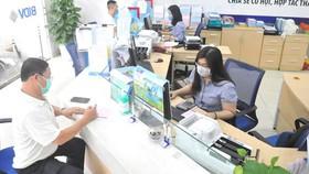 Tín dụng 7 tháng tại TPHCM tăng 5,8%