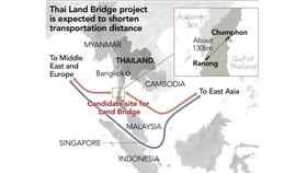 Tỉnh Ranong,địa điểm thíchhợpcho ý tưởng xâycây cầu