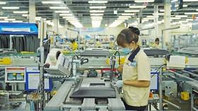 Nhà máy sản xuất TV Samsung trong SHTP