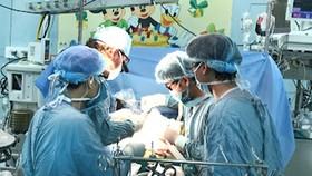 Bệnh viện Nhi đồng Thành phố mở lại hoạt động phẫu thuật trong ngày