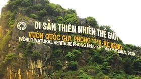UNESCO nêu khuyến nghị với di sản Phong Nha - Kẻ Bàng