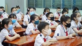 TPHCM: Dự kiến tháng 1-2022 học sinh trở lại trường
