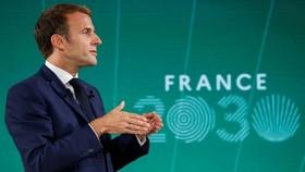 Pháp chi 30 tỷ EUR cho kế hoạch France 2030