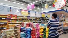 Chủ động nguồn hàng bình ổn tại các siêu thị bán lẻ
