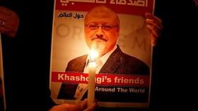 Jamal Khashoggi, một trong những nhà báo bị sát hại trong năm 2018.