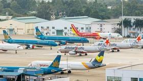 Vé máy bay đồng loạt tăng thêm 90.000-100.000 đồng từ ngày 9-5. Ảnh: VNN