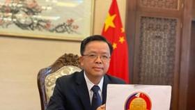 Trung Quốc bác thông tin Tổng thống Philippines đòi trả lại vaccine Covid-19