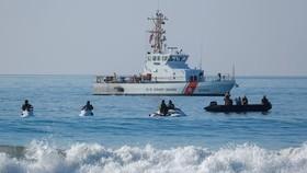 Một tàu tuần duyên của Mỹ. Ảnh: Reuters