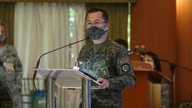 Tướng Cirilito Elola Sobejana, tổng chỉ huy các lực lượng vũ trang Philippines. Ảnh: Facebook