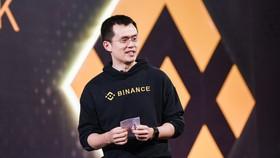 Nhà sáng lập Binance - Changpeng Zhao.