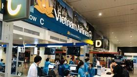 Hiện nay, rất nhiều hành khách đã lựa chọn dịch vụ hàng không cho hành trình di chuyển của mình nên yếu tố đầu tiên là giá vé có rẻ hay không - Ảnh: C.TRUNG