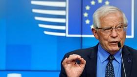 Đại diện cấp cao phụ trách an ninh và đối ngoại của EU Josep Borrell nhấn mạnh, EU lấy làm tiếc về việc Nga công bố danh sách các nước thù địch, trong đó có Czech. (Nguồn: Bulletin Observer)