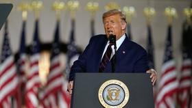 """Tối ngày 18/5, cựu Tổng thống Donald Trump đã đưa ra một tuyên bố kêu gọi các thành viên đảng Cộng hòa không chấp thuận cái mà ông gọi là """"bẫy của đảng Dân chủ"""". Ảnh: New York Times."""