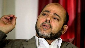 Quan chức chính trị của Hamas, Moussa Abu Marzouk