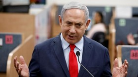 Thủ tướng Israel tuyên bố tiếp tục chiến dịch tấn công Hamas ở Dải Gaza