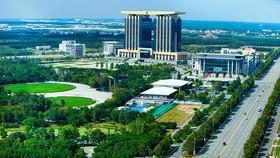 Mức thu nhập bình quân đầu người năm 2020 của Bình Dương năm 2020 vượt cả TPHCM và Hà Nội. Ảnh: Báo Nhân dân