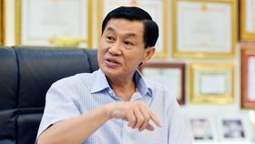 Ông Johnathan Hạnh Nguyễn muốn lập hãng bay chở hàng hóa