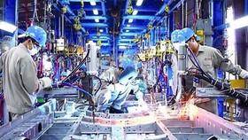 Chế biến, chế tạo tăng trưởng cao nhất trong toàn ngành công nghiệp.