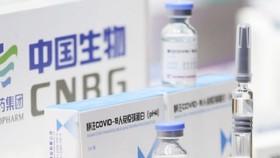 Vaccine Vero Cell của Sinopharm. Ảnh: Xinhua