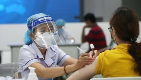 Đã có 4.925.781 người dân TPHCM được tiêm vaccine Covid-19 đến hết ngày 17-8.