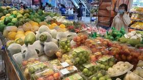 Thí điểm combo túi nông sản 10kg cho người dân TPHCM với giá khoảng 100.000 đồng