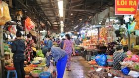 Thương nhân chợ đầu mối ở TPHCM đưa hàng vào hệ thống bán lẻ 