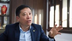 Ông Thân Đức Việt, Tổng Giám đốc Tổng Công ty cổ phần May 10.