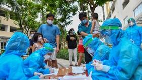 Hơn 10.000 học sinh TPHCM nhiễm Covid-19 trong đợt dịch lần thứ 4.