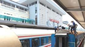 Tổng công ty Đường sắt Việt Nam đang ở thế đường cùng.