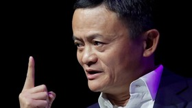When Alibaba Group Holding founder Jack Ma announced his retirement plans a year ago, the former English teacher made it clear that he wanted to devote himself to education.   © Reuters