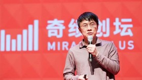 Lu Qi, a former Microsoft and Baidu executive, led efforts to establish YC China. Now he is taking over its successor, MiraclePlus. (Photo courtesy of MiraclePlus)