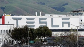 Tesla had continued to operate even after the local sheriff's office said the company's Fremont, Calif., factory wasn't essential. PHOTO: JOHN G. MABANGLO/EPA/SHUTTERSTOCK