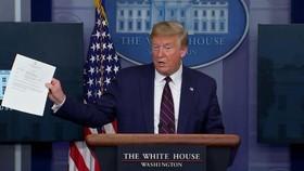 Trump Eyeing a Global Oil Output Cut of 10 Million Barrels a Day
