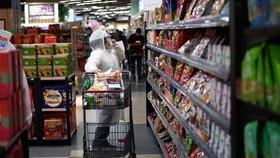 Doanh nghiệp hoạt động trong lĩnh vực bán lẻ và bán sỉ có tỷ lệ giải thể cao nhất tại Trung Quốc do dịch Covid-19. Ảnh: AFP