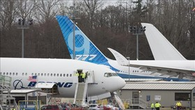Boeing viện tới sự tư vấn của các ngân hàng trong đàm phán về gói cứu trợ của Chính phủ Mỹ
