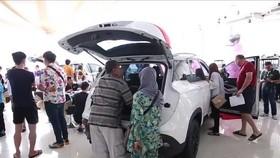 """Hãng xe Thái Lan mở chiến dịch """"đổi xe cũ lấy xe mới"""""""