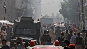 Tai nạn máy bay tại Pakistan: Ít nhất 80 người đã tử vong