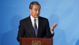 Ngoại trưởng Vương Nghị: Trung Quốc nhấn mạnh bất cứ cuộc điều tra nào cũng phải được tiến hành mà không có sự can thiệp chính trị. (Nguồn: AP)