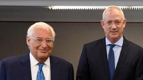 Israel khởi động việc sáp nhập Bờ Tây
