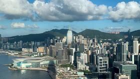 Khu tài chính của Hồng Kông. © Reuters