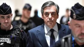 Cựu Thủ tướng Pháp François Fillon. (Nguồn: AFP)